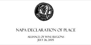 Napa Valley Vintners' Milestones