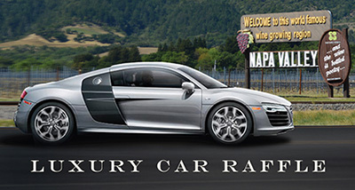 Win a Luxury Sports Car!