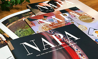 Read the Latest Issue of Napa Valley Magazine