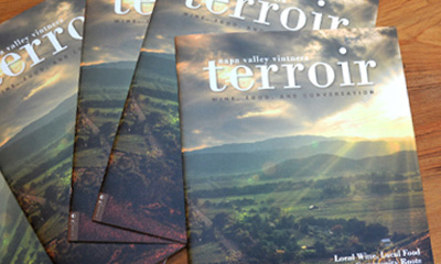 Read Our New Terroir Magazine!