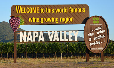 Napa Valley Wineries - Amizetta