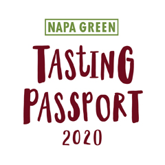 Napa Valley Green Wine Tasting Passport