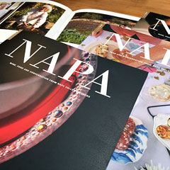 Napa Magazine Issue 10 Special Edition the Diversity of Napa Valley Wines