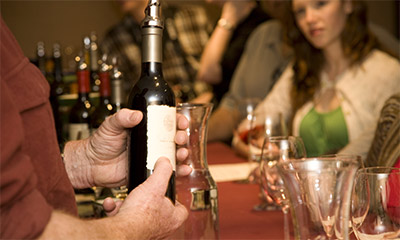 Plan your winery visit