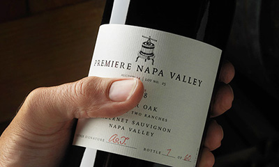 Napa Valley How to Read a Wine Label