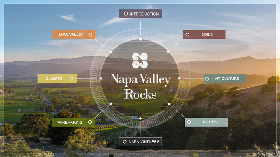 Napa Valley Rocks