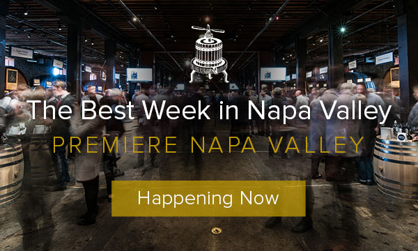 Premiere Napa Valley - Happening Now