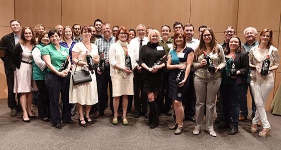 2015 Wine List Award Recipients