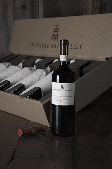 Premiere Napa Valley Wine